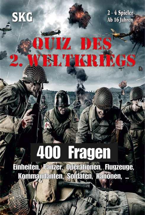 Quiz des 2. Weltkriegs