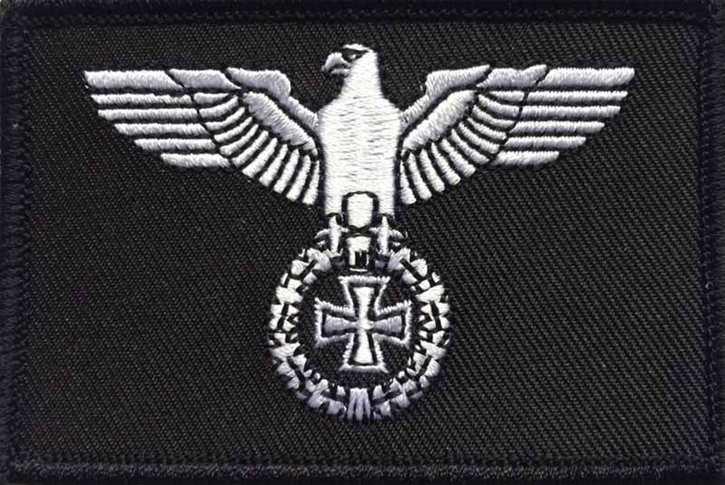 Aufnäher Adler Eisernes Kreuz