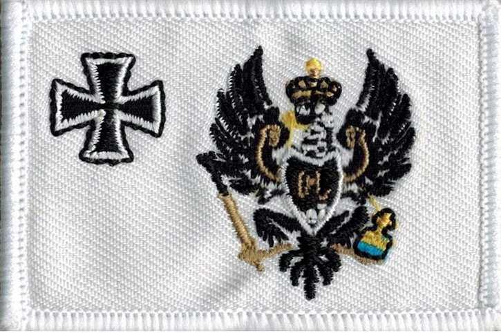 Aufnäher Preußen