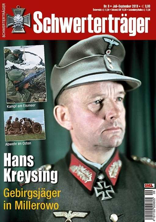 Schwerterträger Nr. 9/2019 - Hans Kreysing