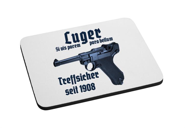 Mausunterlage - Luger