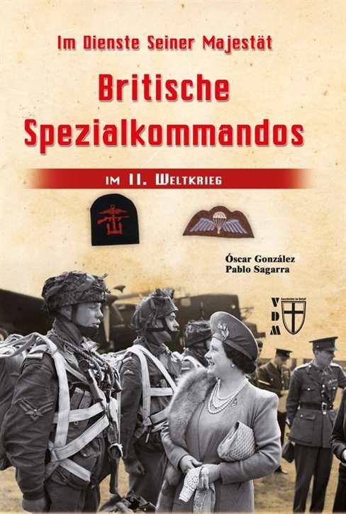 González: Britische Spezialkommandos im II. WK