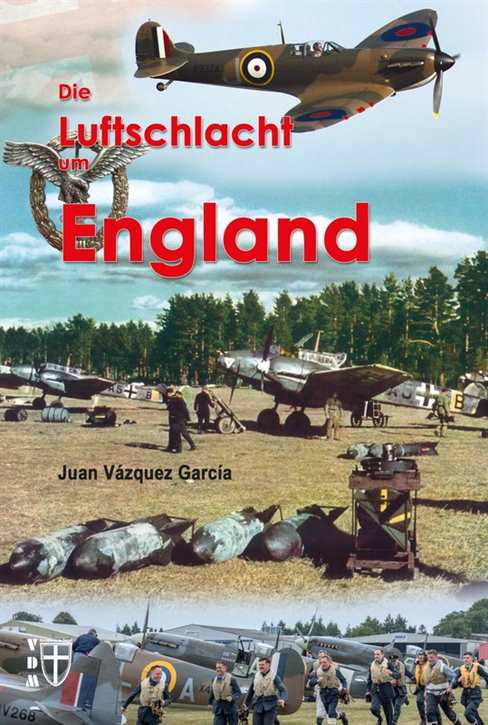 García: Die Luftschlacht um England