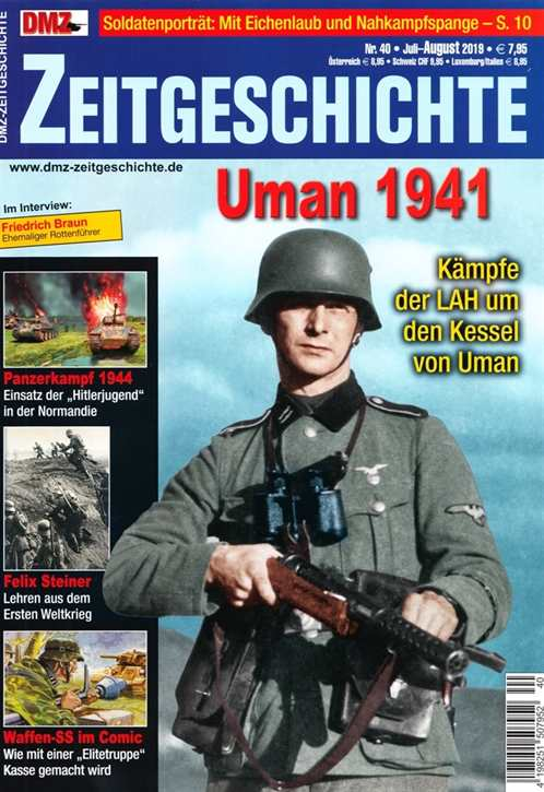 DMZ Zeitgeschichte Nr. 40