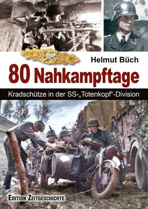 Büch, Helmut: In 80 Nahkampftagen