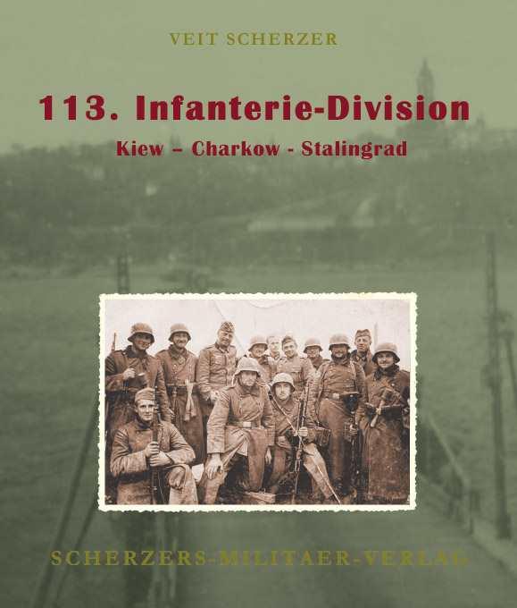 Scherzer, Veit: 113. Infanterie-Division