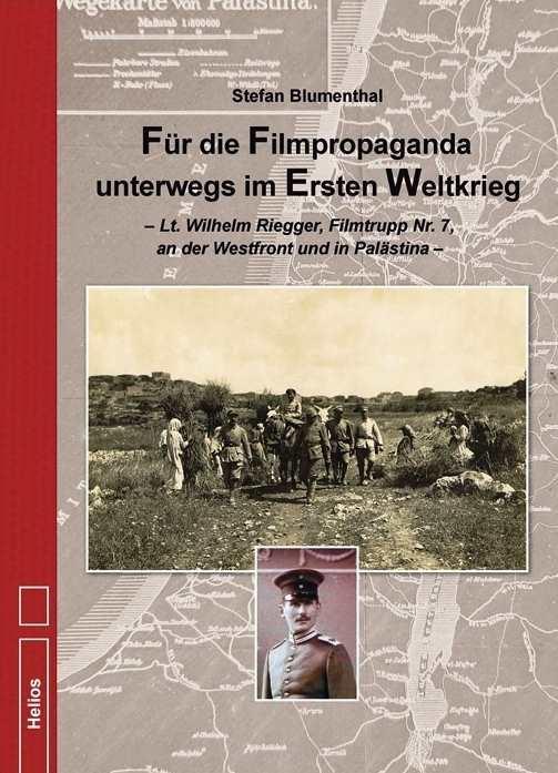 Blumenthal: Für die Filmpropaganda unterwegs...