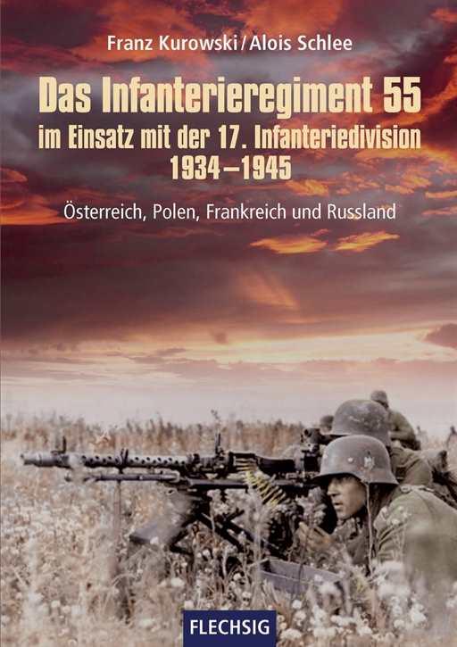 Kurowski/Schlee: Das Infanterieregiment 55