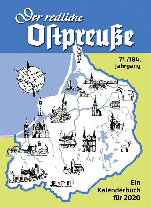 Rautenberg (Hrsg.): Der redliche Ostpreuße 2020