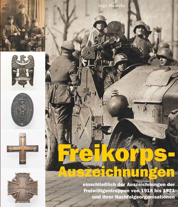 Haarcke, Ingo: Freikorps-Auszeichnungen