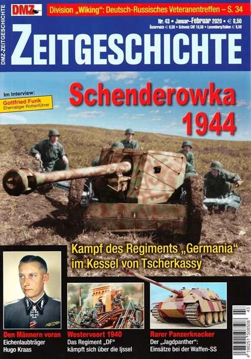DMZ Zeitgeschichte Nr. 43