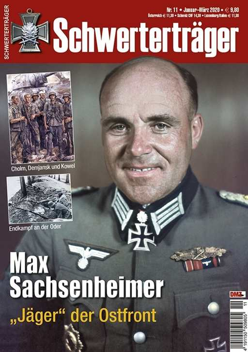 Schwerterträger Nr. 11/2020 - Max Sachsenheimer