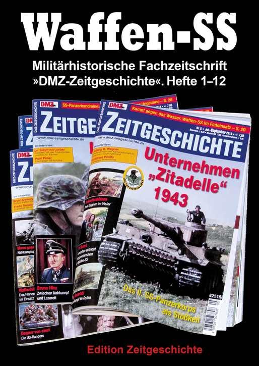 DMZ-Zeitgeschichte - Hefte 1-12 - Sammelband