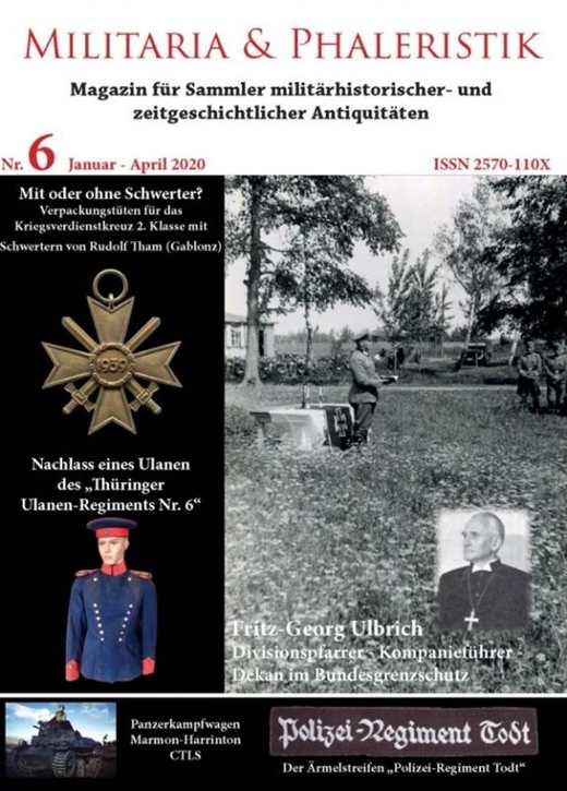 Militaria & Phaleristik - Ausgabe 6 (2020)