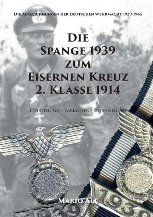 Alt: Die Spange 1939 zum Eisernen Kreuz 2. Klasse