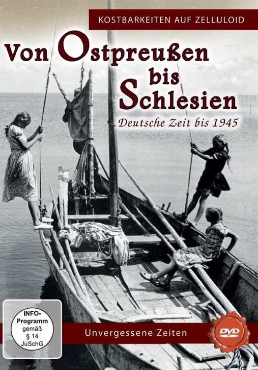 Von Ostpreußen bis Schlesien, DVD