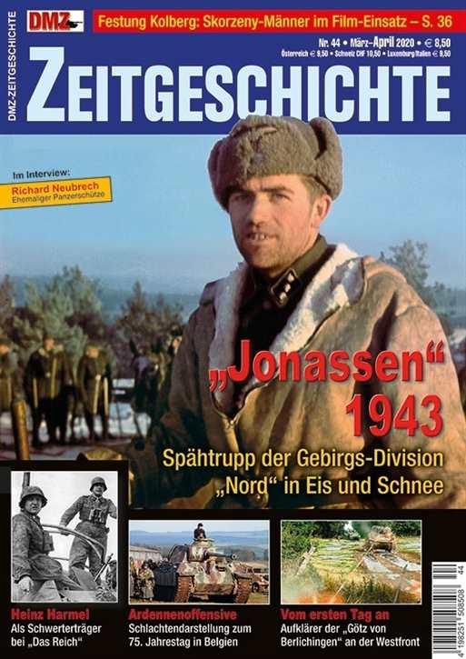DMZ Zeitgeschichte Nr. 44