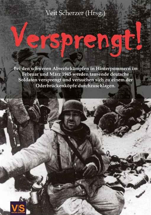 Scherzer, Veit (Hrsg.): Versprengt!