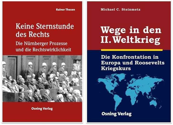 Keine Sternstunde des Rechts + Wege in den II. WK