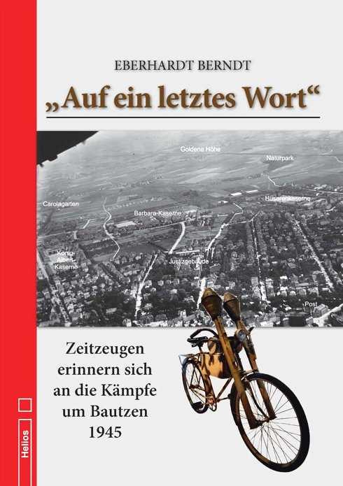 """Berndt, Eberhard: """"Auf ein letztes Wort"""""""