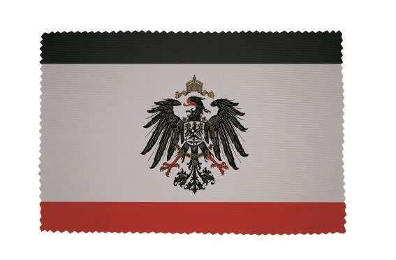 Stoffdeckchen Kaiserreich mit Adler