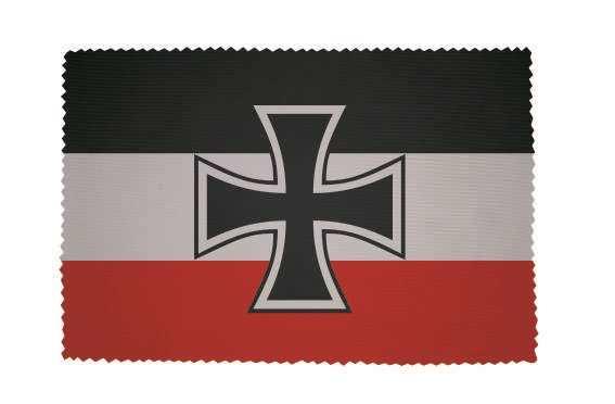 Stoffdeckchen Gösch Deutsches Reich