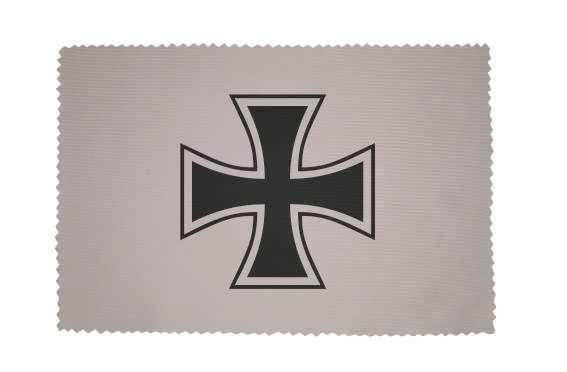 Stoffdeckchen Eisernes Kreuz