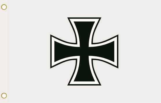 Fahne Eisernes Kreuz