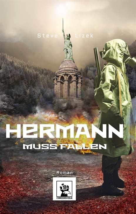 Lizek, Steve: Hermann muss fallen (Roman)