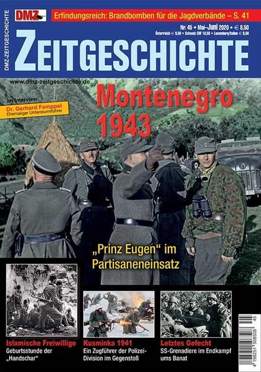 DMZ Zeitgeschichte Nr. 45