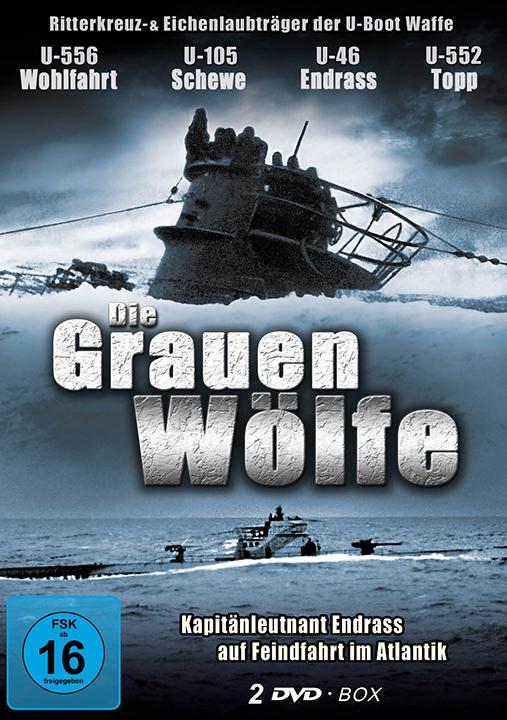Die Grauen Wölfe, 2 DVD-Box