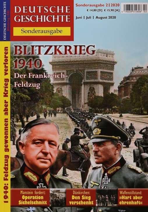 Deutsche Geschichte - Sonderausgabe 2/2020