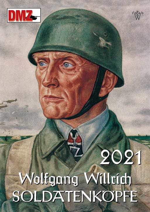 Kalender - Wolgang Willrich: Soldatenköpfe 2021