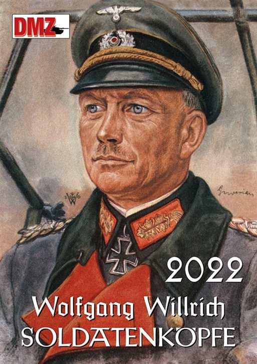 Kalender - Wolgang Willrich: Soldatenköpfe 2022