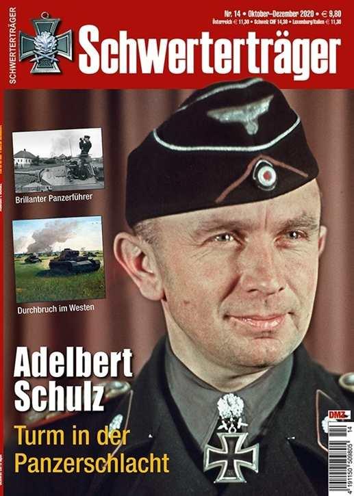 Schwerterträger Nr. 14/2020 - Adelbert Schulz