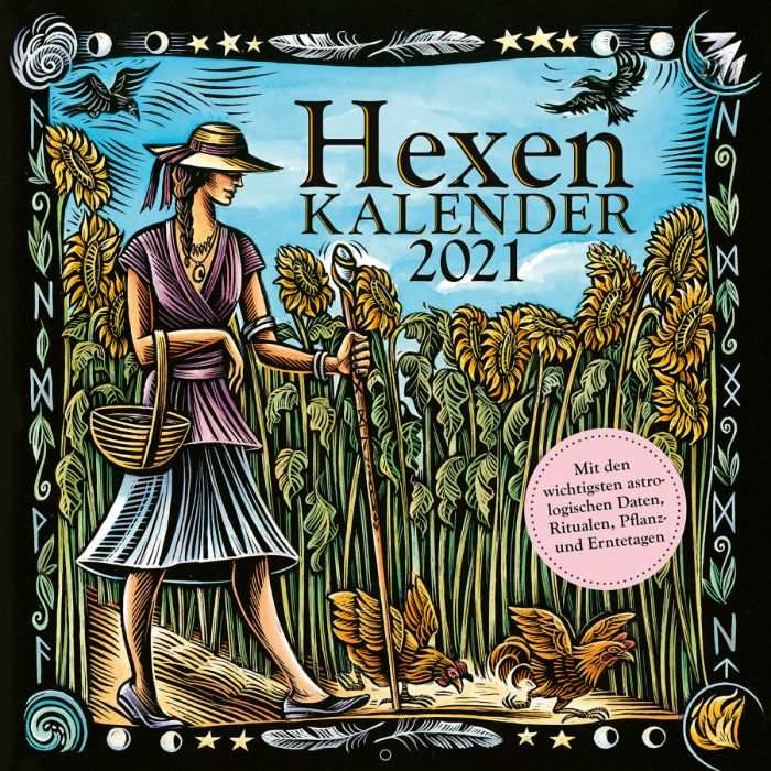 Hewitson, Jennifer: Hexenkalender 2021