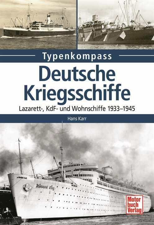 Karr, Hans: Deutsche Kriegsschiffe