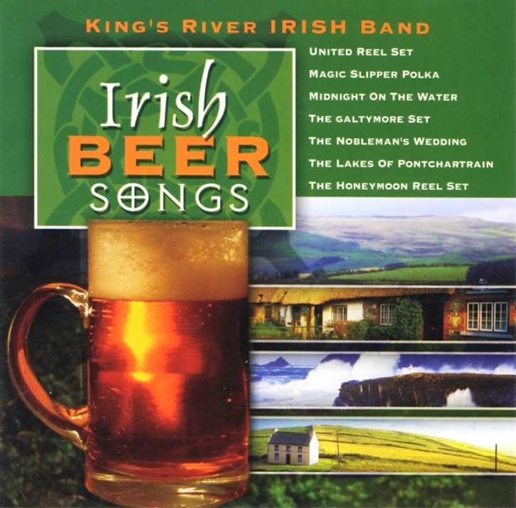 King's River Irish Band - Irish Beer Songs, CD