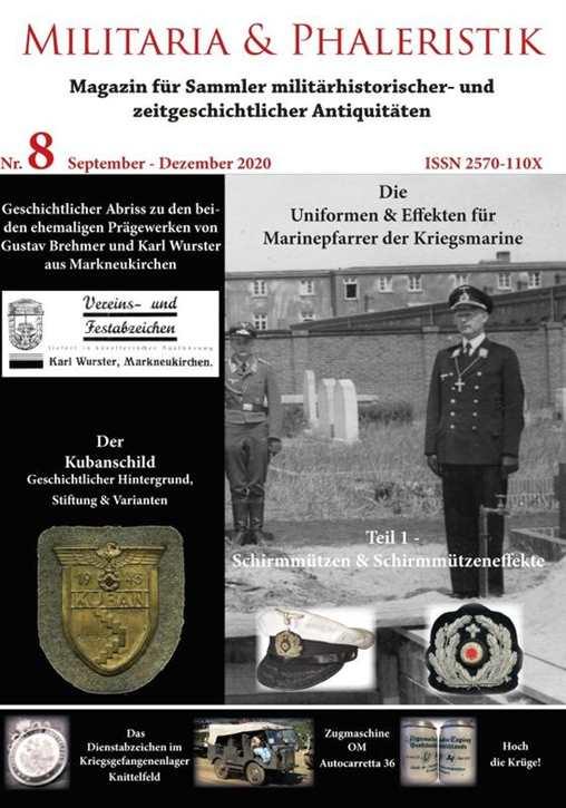 Militaria & Phaleristik - Ausgabe 8 (2020)