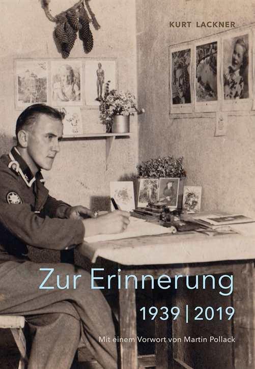 Lackner, Kurt: Zur Erinnerung 1939 / 2019