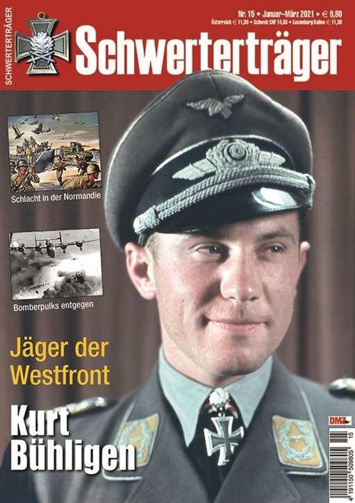 Schwerterträger Nr. 15/2020 - Kurt Bühligen