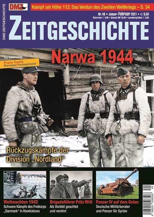 DMZ Zeitgeschichte Nr. 49