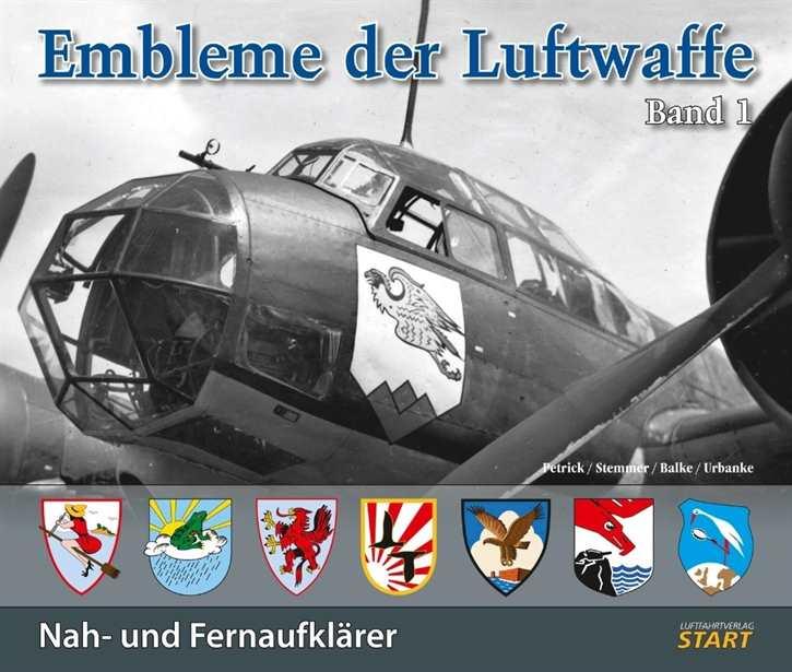 div. Autoren: Embleme der Luftwaffe Band 1