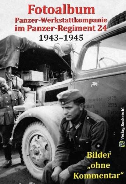 Fotoalbum – Panzer-Werkstattkompanie
