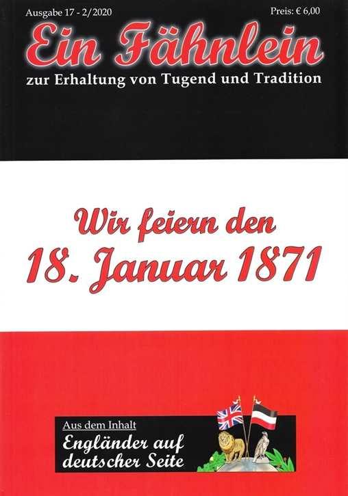 """Das Magazin """"Ein Fähnlein"""" Nr. 17"""