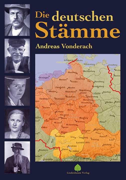 Vonderach, Andreas: Die deutschen Stämme