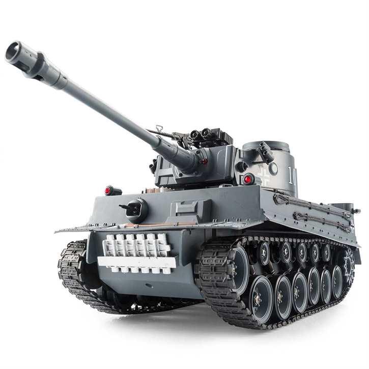 Panzer Tiger I - ferngesteuert Maßstab 1:16