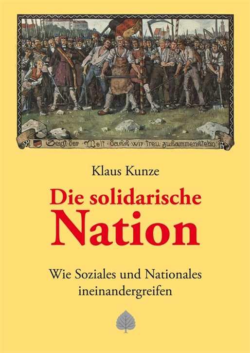 Kunze, Klaus: Die solidarische Nation