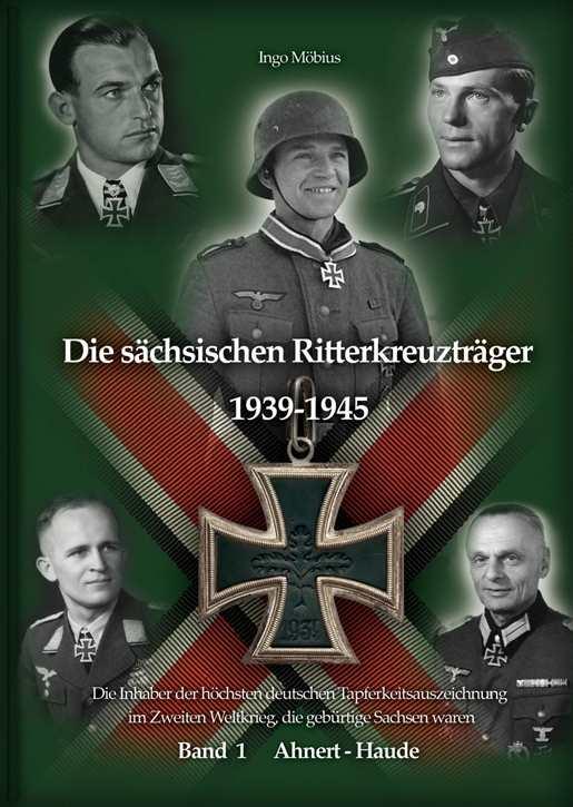 Möbius: Die sächsischen Ritterkreuzträger 39-45