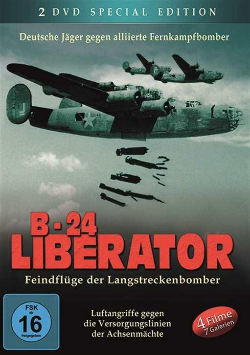 B-24 Liberator - 2 DVD-Box